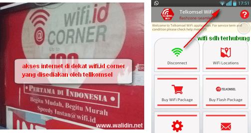akses internet-di-wifi-id-corner-telkomsel