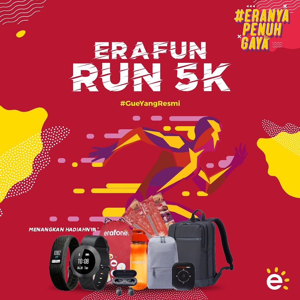 EraFun Run 5K • 2019