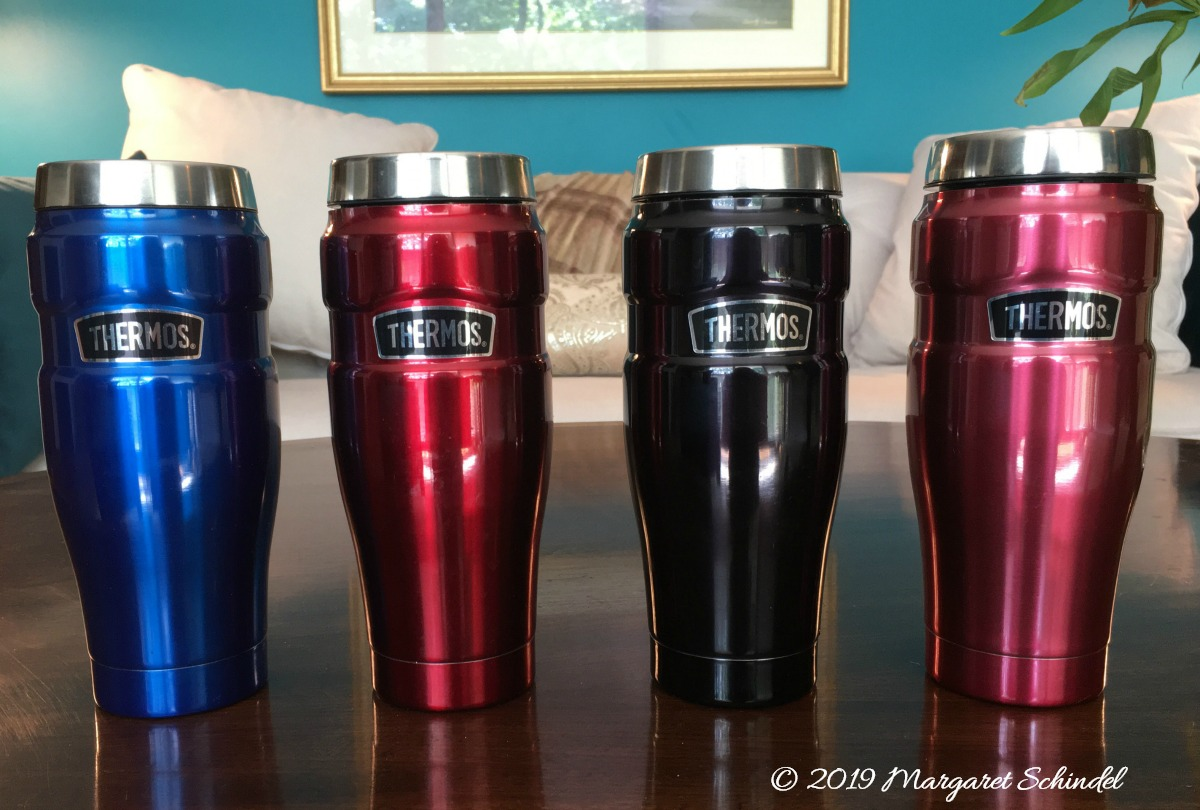 Thermos Stainless King Travel Tumblers & Travel Mugs Review