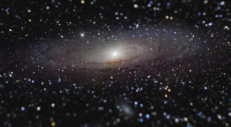 Tilt-Shift Photo Of Andromeda Galaxy Wins The Astronomy Photograph Of The Year 2020