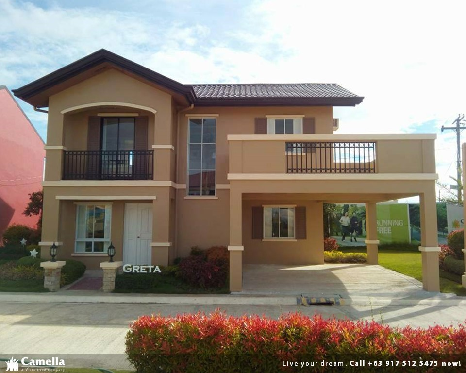 Greta - Camella Vita Tierra Nevada| Camella Affordable House for Sale in General Trias Cavite
