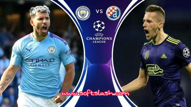 شاهد مباراة Dinamo Zagreb vs Manchester city live بمختلف الجودات