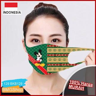 BKB129 Masker Scuba Motif Korea Dan BMGShop
