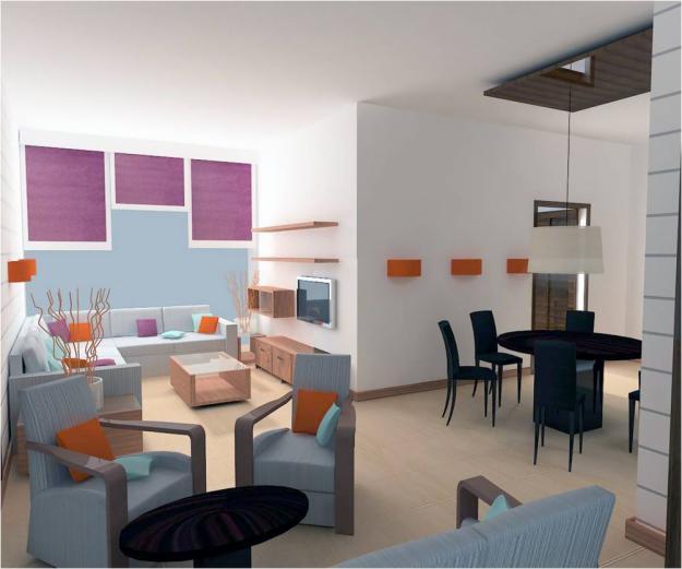 Interior Design Ideas: Interior Decoration Designs Studio Room