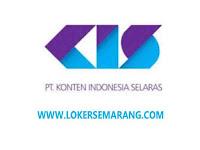 Loker Semarang Digital Marketing Gaji 3-6 Juta di PT Konten Indonesia Selaras