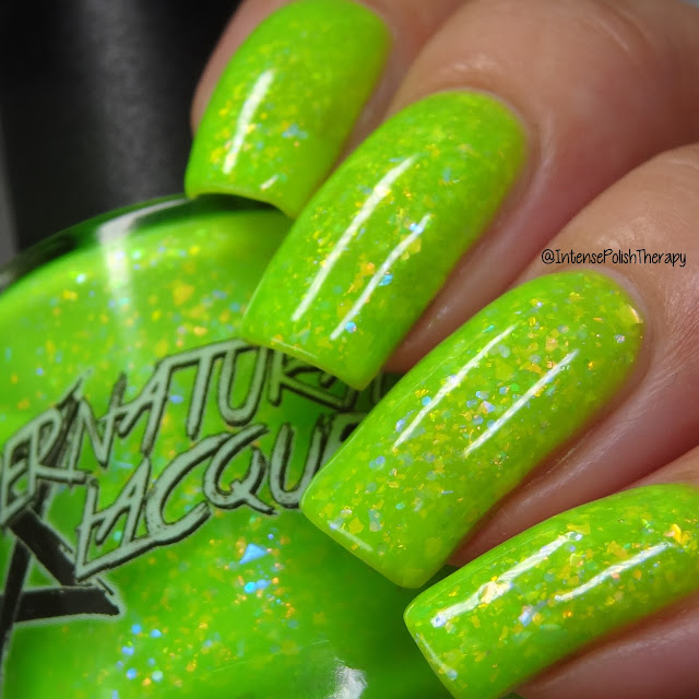 Supernatural Lacquer Haunted Mansion