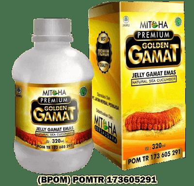 Mitoha Golden Gamat - orbitmedika