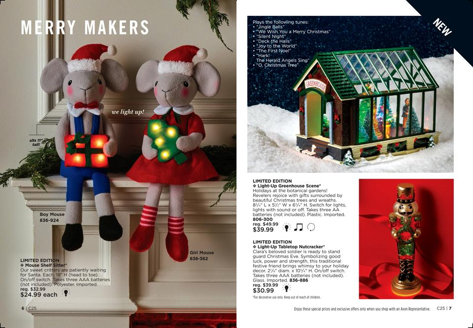 MERRY MAKERS - WE LIGHT-UP
