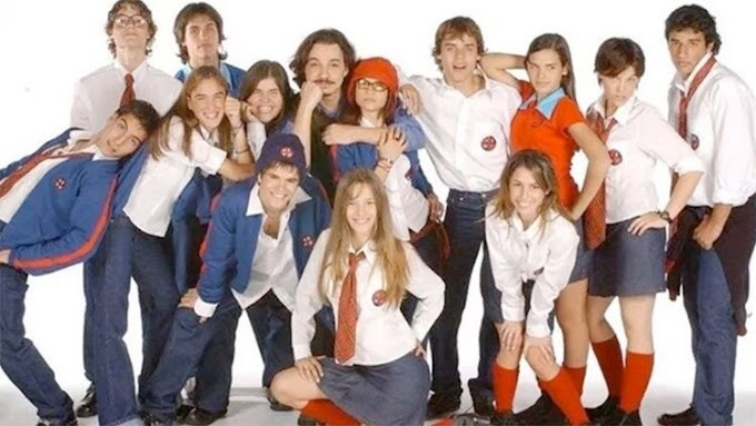 """Rebelde Way"" estará disponible en Netflix a partir de diciembre"