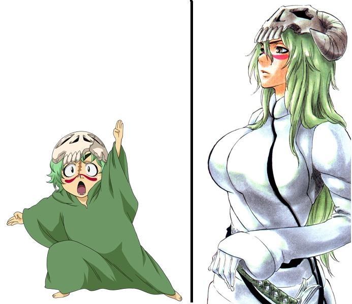 Anime Manga Nelliel Tu Odelschwanck