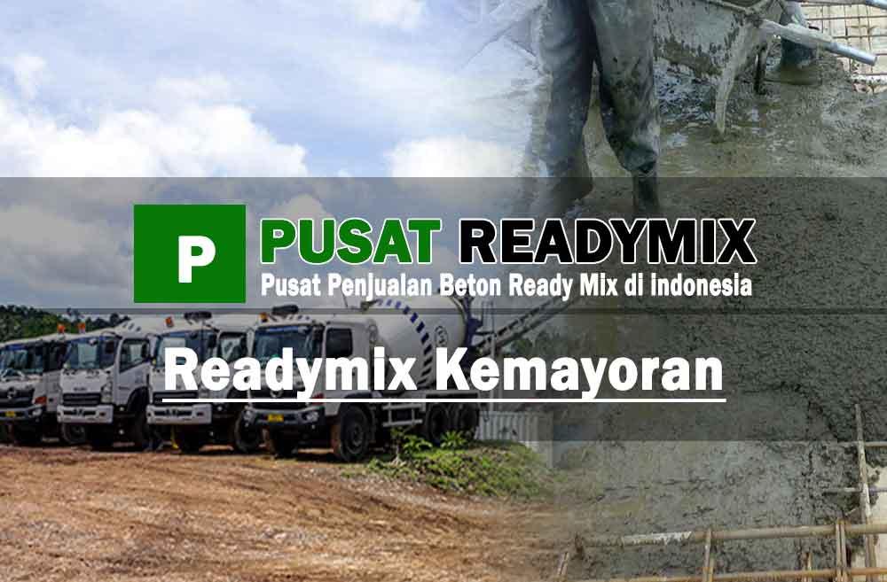 harga beton ready mix Kemayoran