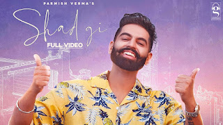 Shadgi Lyrics Meaning in Hindi Translation (हिंदी) - Parmish Verma