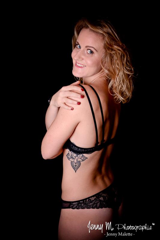 séance photos boudoir lingerie en studio vendée 85 aizenay les essarts chantonnay