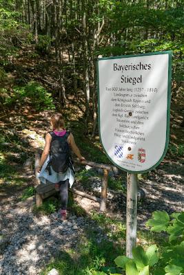 Almwanderung Inzell | Bergwald- Erlebnispfad - Frillensee - Steineralm 12