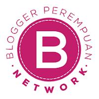 Logo Blogger Perempuan