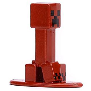 Minecraft Creeper Nano Metalfigs 20-Pack Figure