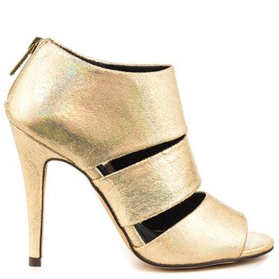 como reparar zapatos dorados