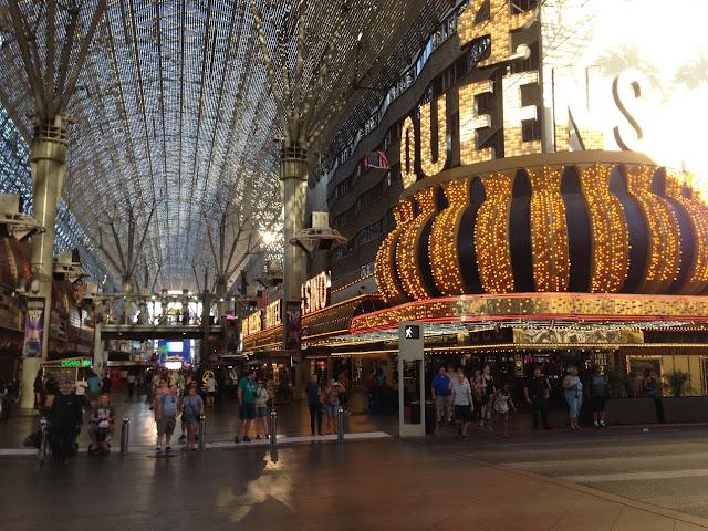 Four Queens Hotel Casino Las Vegas Fremont Street