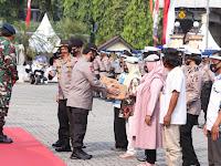 Jelang HUT Bhayangkara, Kapolri Lepas 60 Ribu Paket Sembako Untuk Masyarakat Tak Mampu