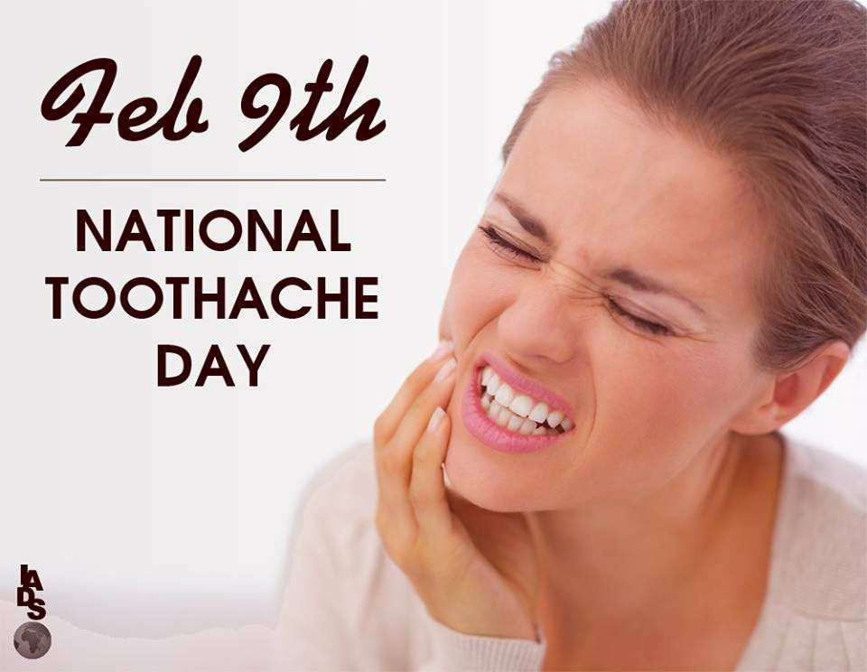 National Toothache Day Wishes Images download