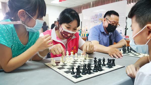 推廣西洋棋校園扎根 温芝樺籲成立縣委員會