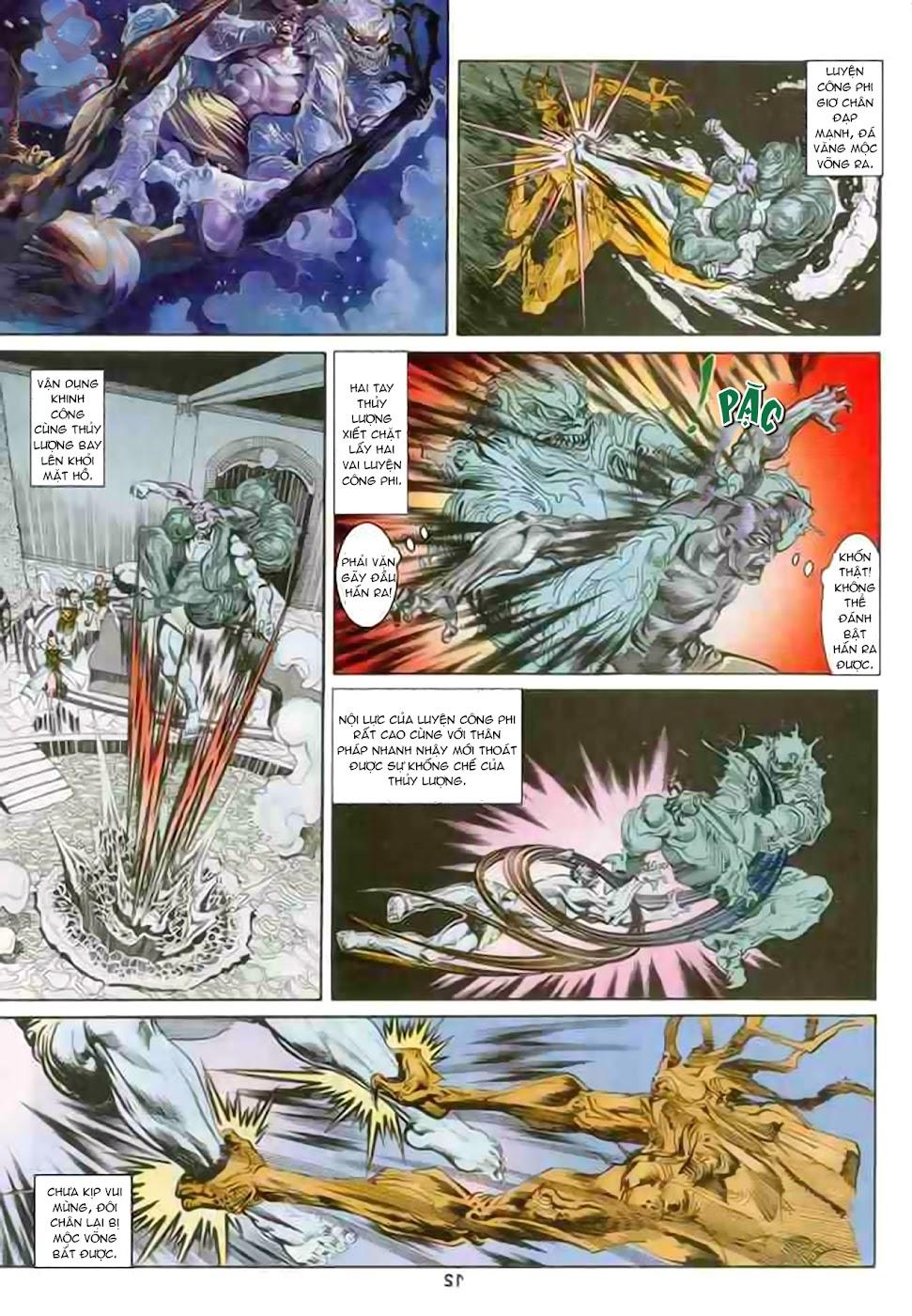 Cơ Phát Khai Chu Bản chapter 86 trang 13