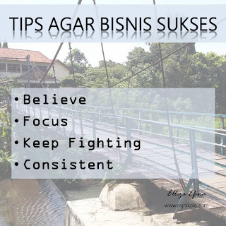 tips and trick sukses bisnis