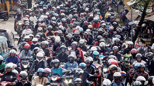 Jokowi Larang Mudik, Kemenhub: Pemudik dengan Sepeda Motor Jangan Sampai Lolos