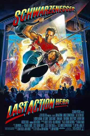 Last Action Hero 1993 480p 400MB BRRip Dual Audio