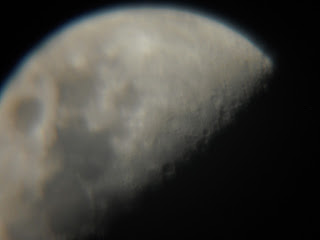 zoomed into Moon afocal