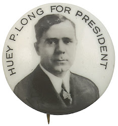 Kingfish Huey Long - the Difference Between Republican and Democrat - Two Sides of the same coin
