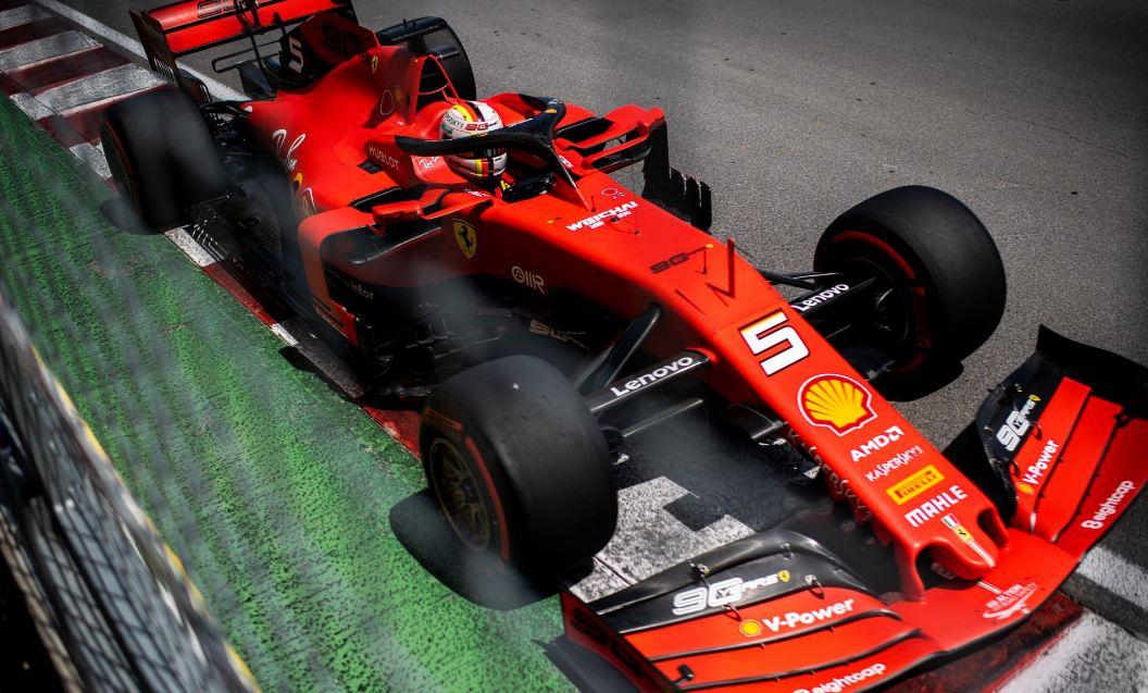 f1 hellenic fan club - Gp Καναδά : Η πρώτη Pole για τον Vettel φέτος