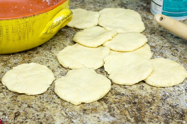 Cornmeal Dumplings