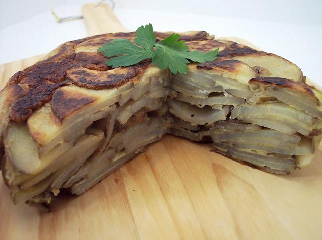 Tortilla española - Spain