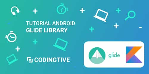 tutorial android using glide library