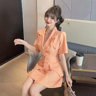 Vest cam đáng yêu