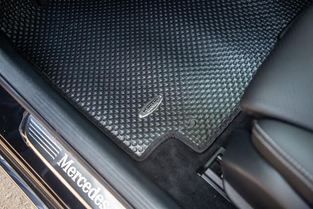 Thảm lót sàn KATA Mercedes C180 2020