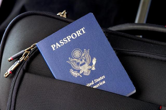 passport coronavirus