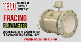 Fracing flowmeter