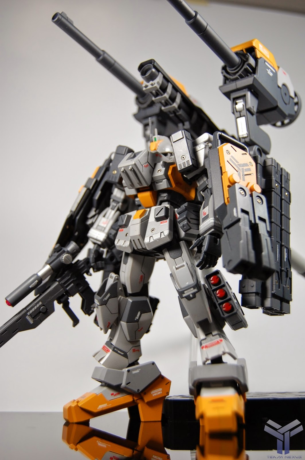 "1/144 EZ-8 ""Burst"" - Custom Build - Gundam Kits Collection ..."