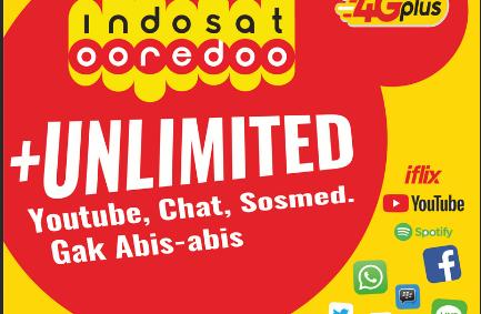 paket internet unlimited indosat