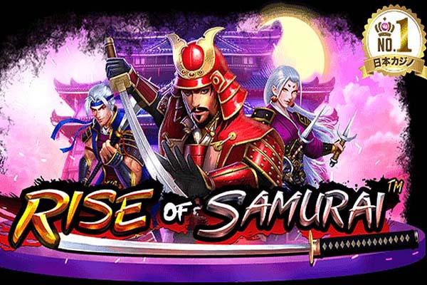 Main Gratis Slot Rise of Samurai (Pragmatic Play)