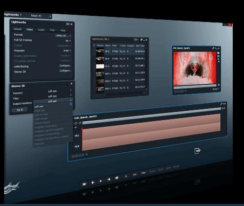 برنامج تحرير وإنشاء الفيديو والأفلام الإحترافي