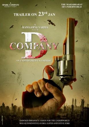 D Company 2021 Full Hindi Movie Download HDRip 720p