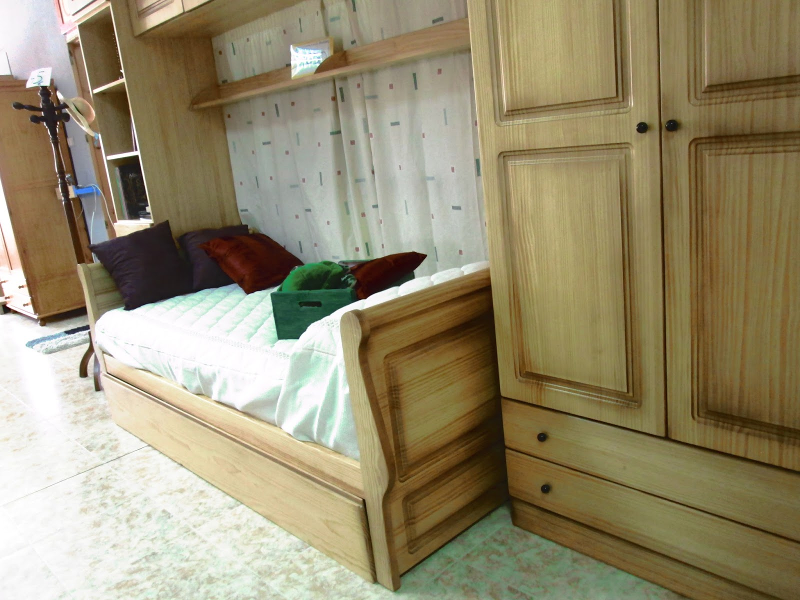 Muebles arcecoll dormitorios juveniles a medida for Dormitorios juveniles a medida
