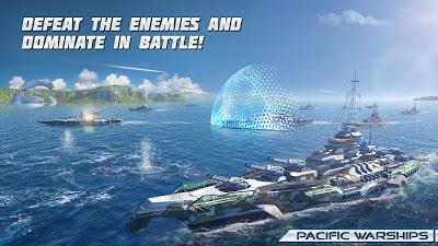 تحميل لعبة السفن الحربية مهكرة للاندرويد