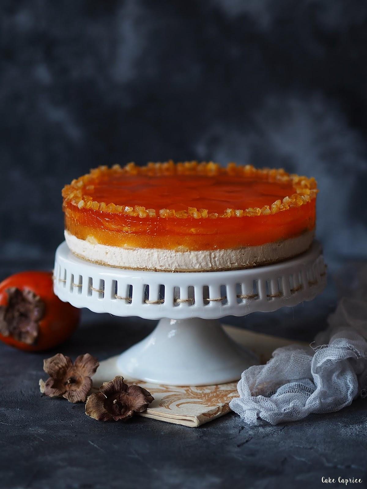 ciasto z persymoną
