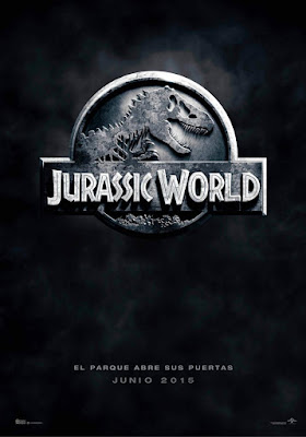 Jurassic World 2015 DVD R1 NTSC Latino