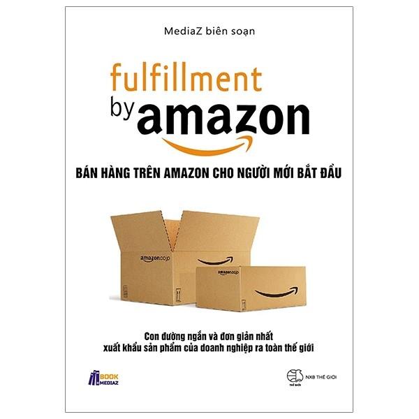 Bán hàng trên Amazon cho người mới bắt đầu
