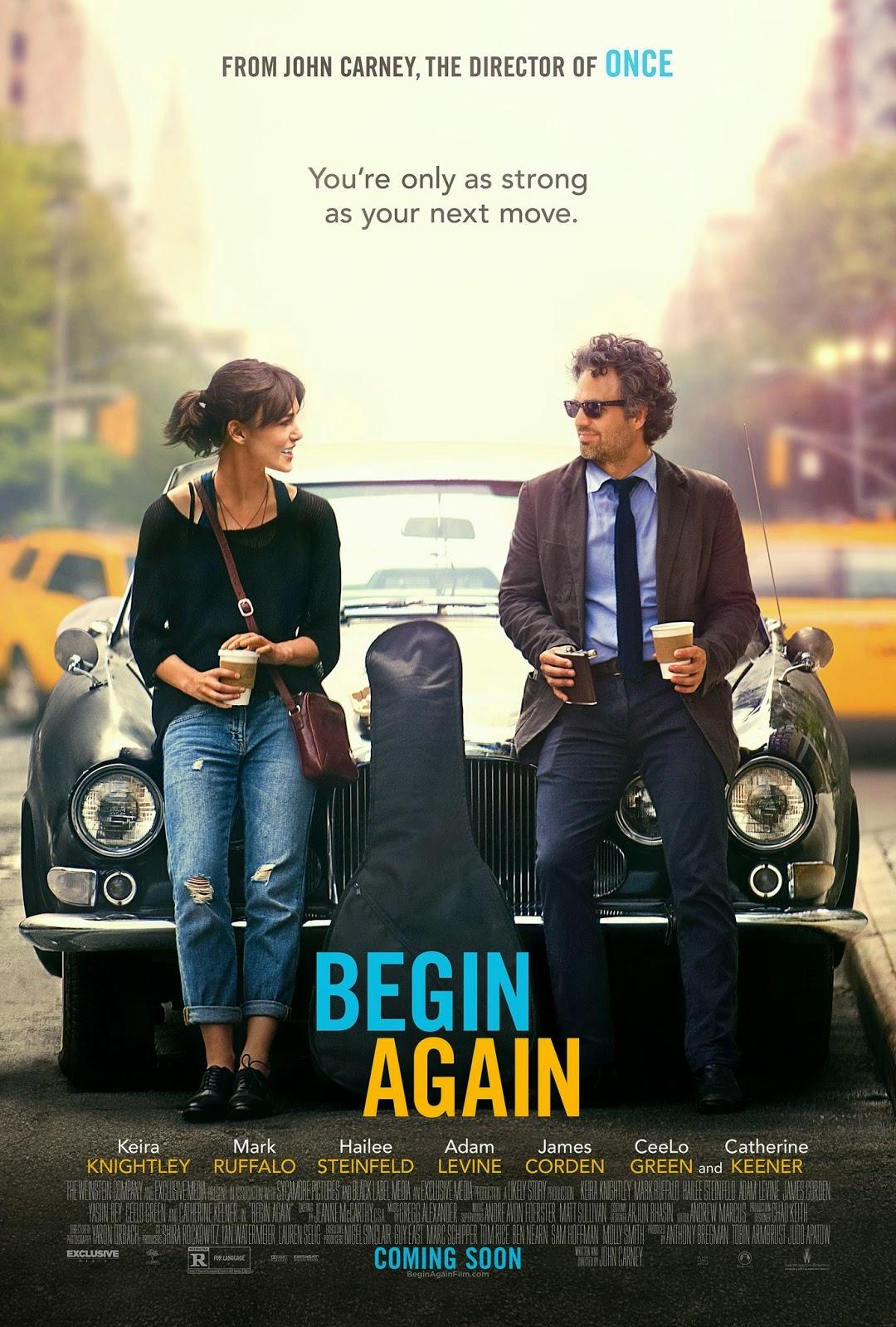 Begin Again เพราะรักคือเพลงรัก [HD][พากย์ไทย]